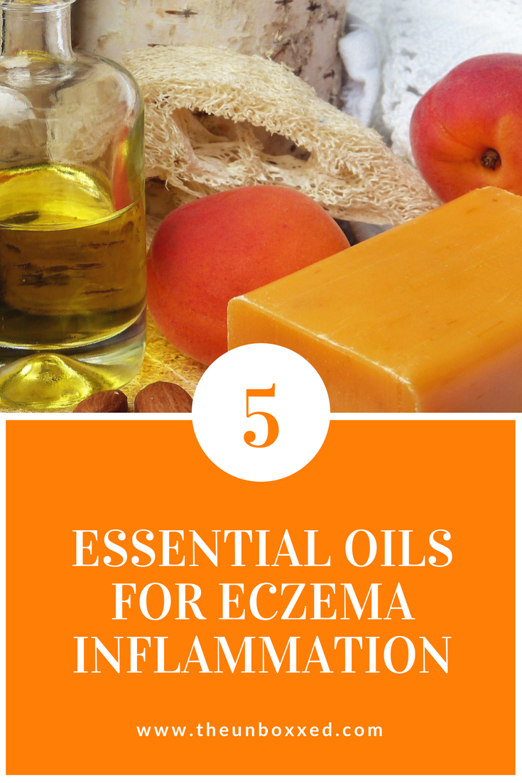 Oils to help with eczema