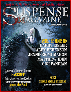 suspense april may cover