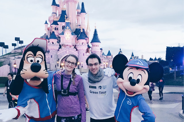 Courir à DisneyLand Paris, c'est possible ?