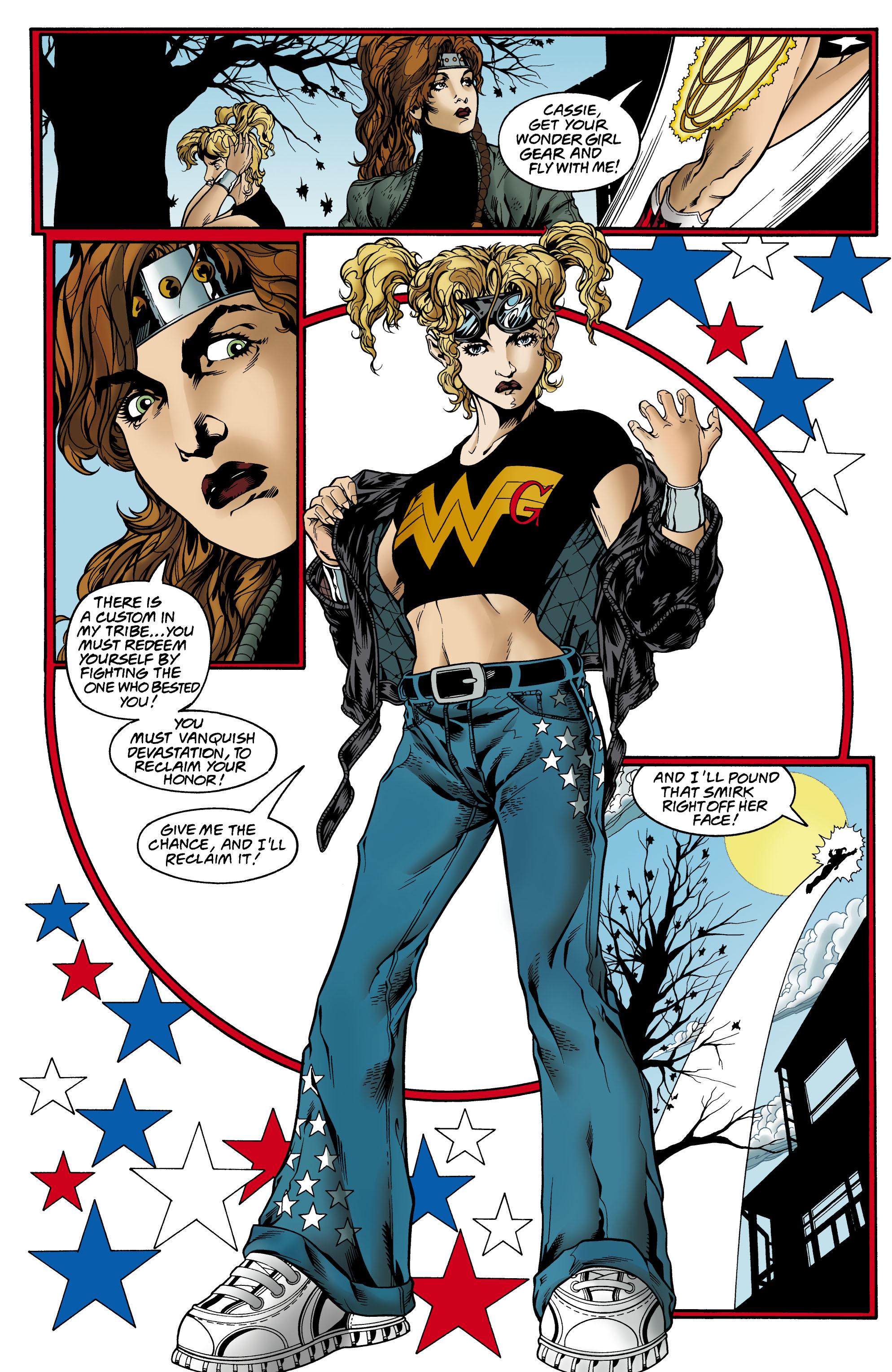Read online Wonder Woman (1987) comic -  Issue #157 - 9
