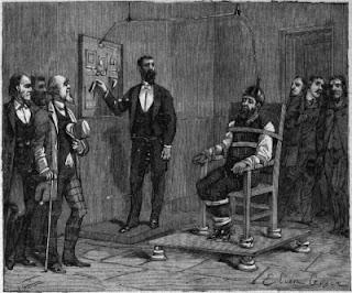 William Kemmler fue la primera persona ejecutada en la silla eléctrica