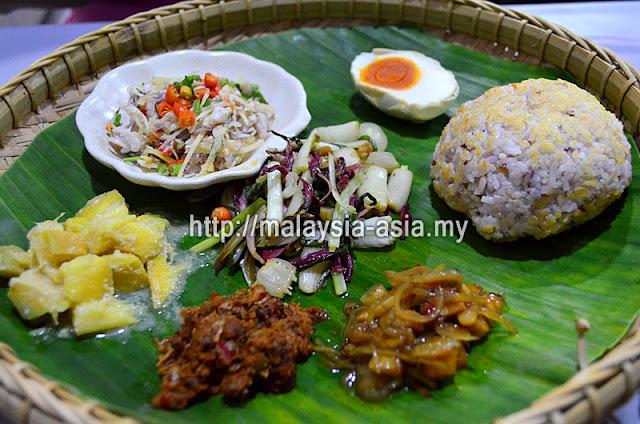Sandakan Traditional Kadazan Food