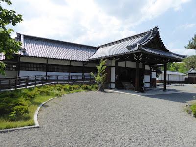 閑院宮邸跡建物