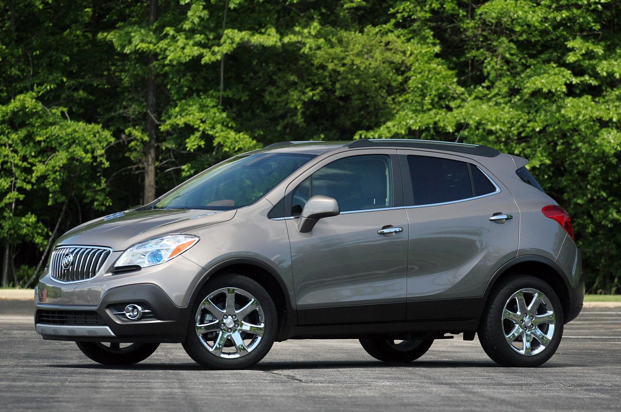 © Automotiveblogz: 2013 Buick Encore: Review Photos