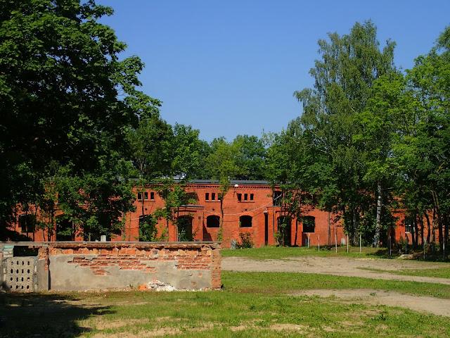 Olsztyńskie budowle z czerwonej cegły