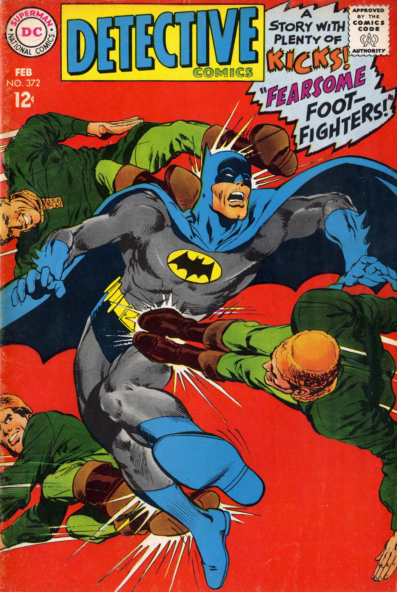 Detective Comics (1937) 372 Page 1