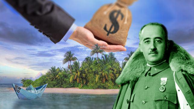 Dos bisnietos de Franco aparecen en los Papeles de Panamá