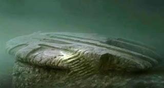 Obiekt w kształcie dysku odkryty na dnia Morza Bałtyckiego