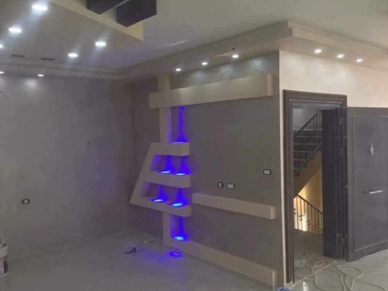 Wall Design Gypsum : Popular custom gypsum board tv units architecture