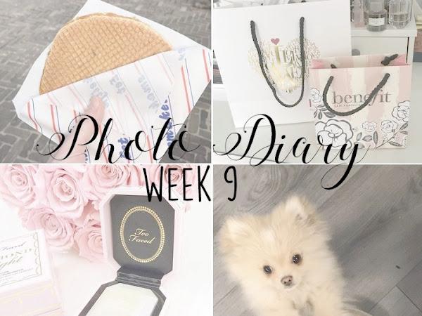Photo Diary Week 9