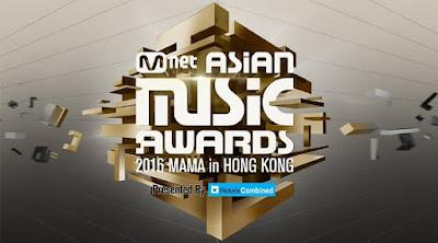Inilah Daftar Nominasi Mnet Asian Music Awards 2016