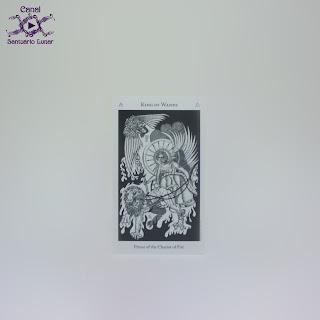 The Hermetic Tarot - King of Wands