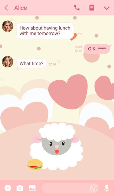 Sheep sheep theme vr.2 (JP)