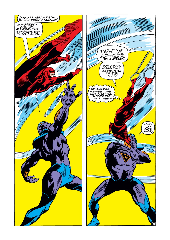 Daredevil (1964) 49 Page 17