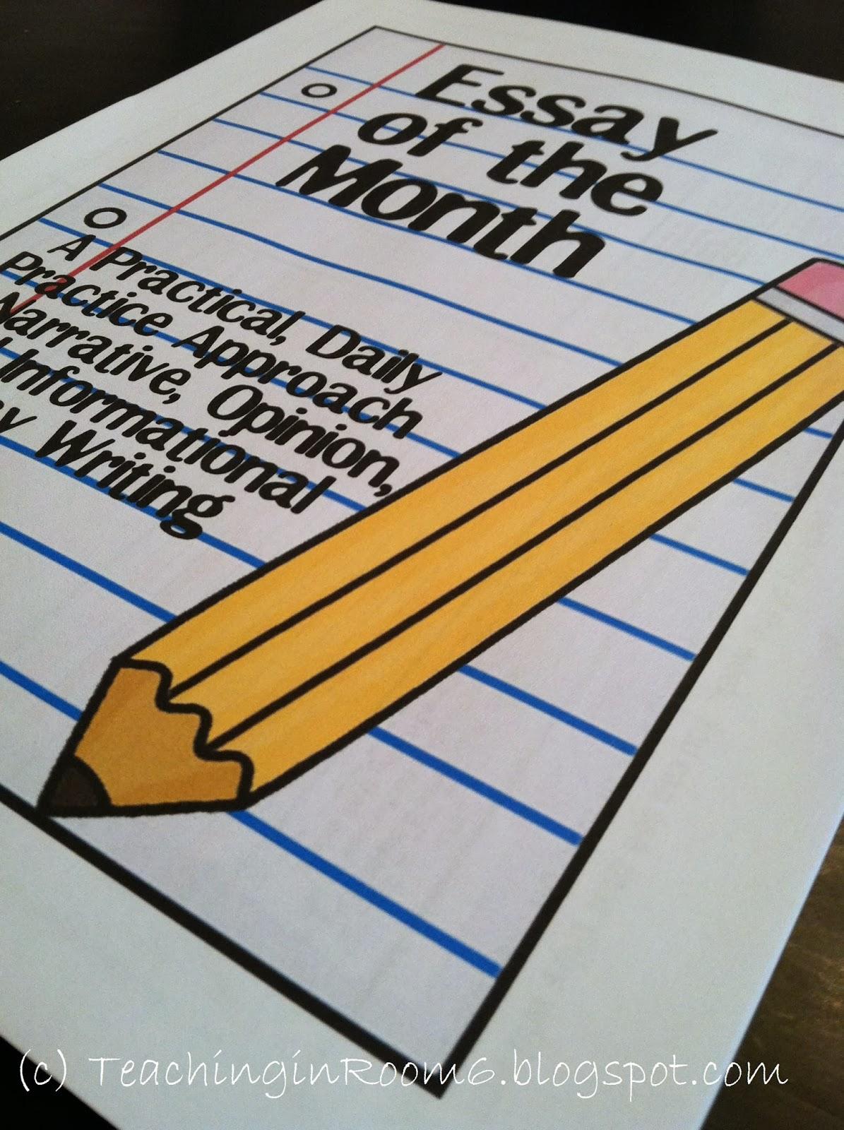th grade essentials teaching in room