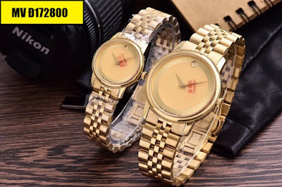 Đồng hồ cặp đôi Movado Đ172800