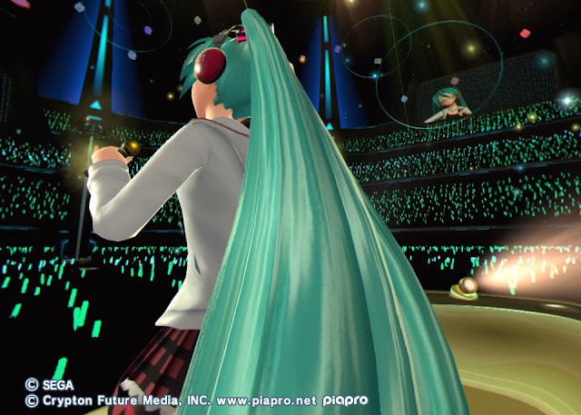 Hatsune Miku: VR Future Live review
