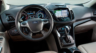 New Ford Escape Suv Hybrid Interior Review And Price