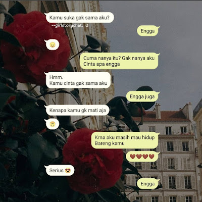 humor lucu chatting