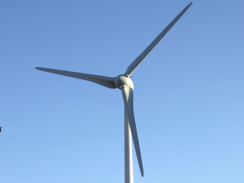 An Ecotricty Wind Turbine