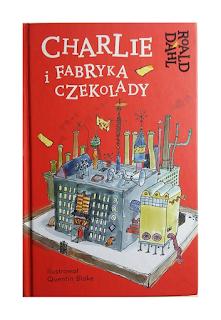 Roald Dahl, Charlie i fabryka czekolady
