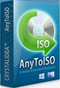 تحميل برنامج تحويل الملفات والاقراص لصيغة الايزو AnyToISO