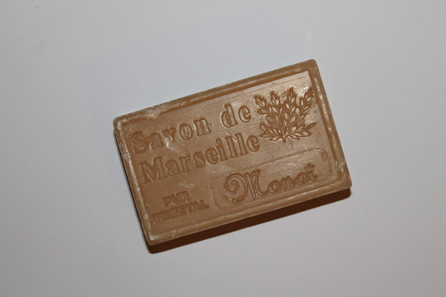 Savon de Marseille Monoi - Artisanat de Provence - SB Collection