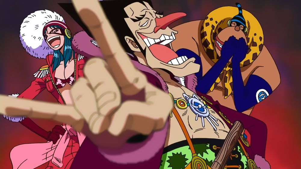 Relleno de One Piece