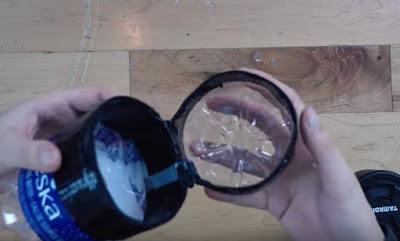 กล่องใส่เลนส์กล้องถ่ายรูปแบบ DIY ไว้ใช้ยามฉุกเฉิน