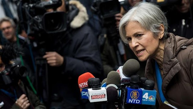 US backs terrorists 'to disrupt a country': Jill Stein