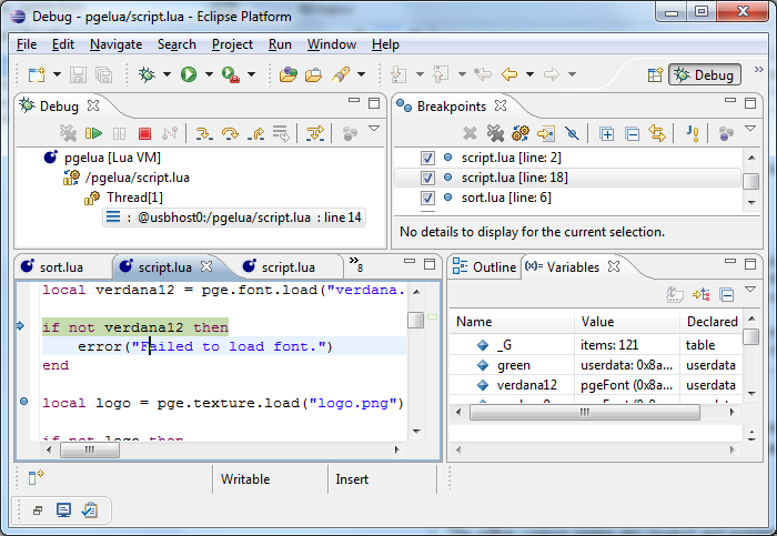 BashEclipse | Projects on Sourceforge net