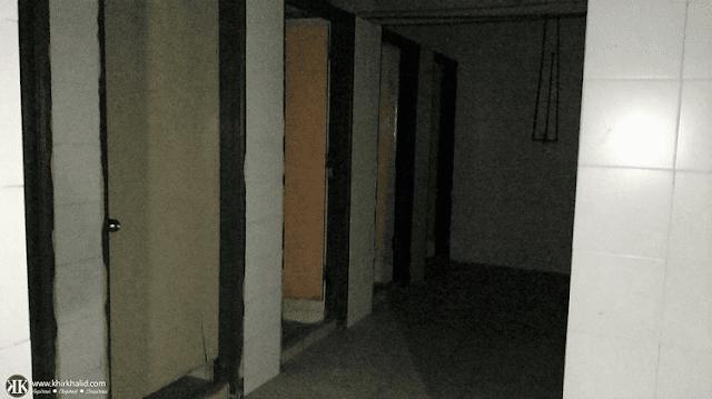 Haunted Hotel, cabaran Siapa Paling Berani, Amber Court, Genting Highlands,