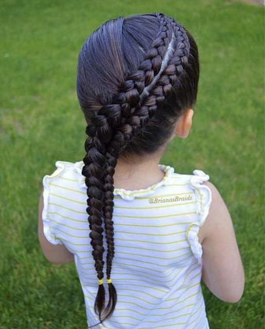 little girl braid styles ideas 2019