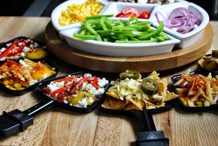 more raclette dinner party recipe ideas a glug of oil. Black Bedroom Furniture Sets. Home Design Ideas
