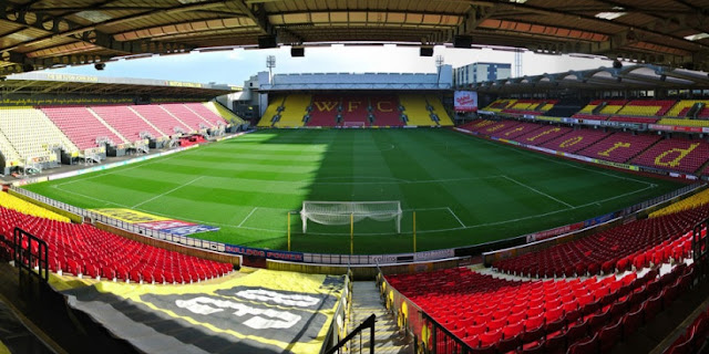 PES 2013 Vicarage Road Stadium (Watford FC)