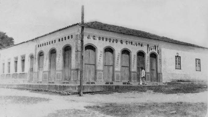 """Casa Bandeirantes, um dos primeiros """"supermercados"""" de Boa Vista"""