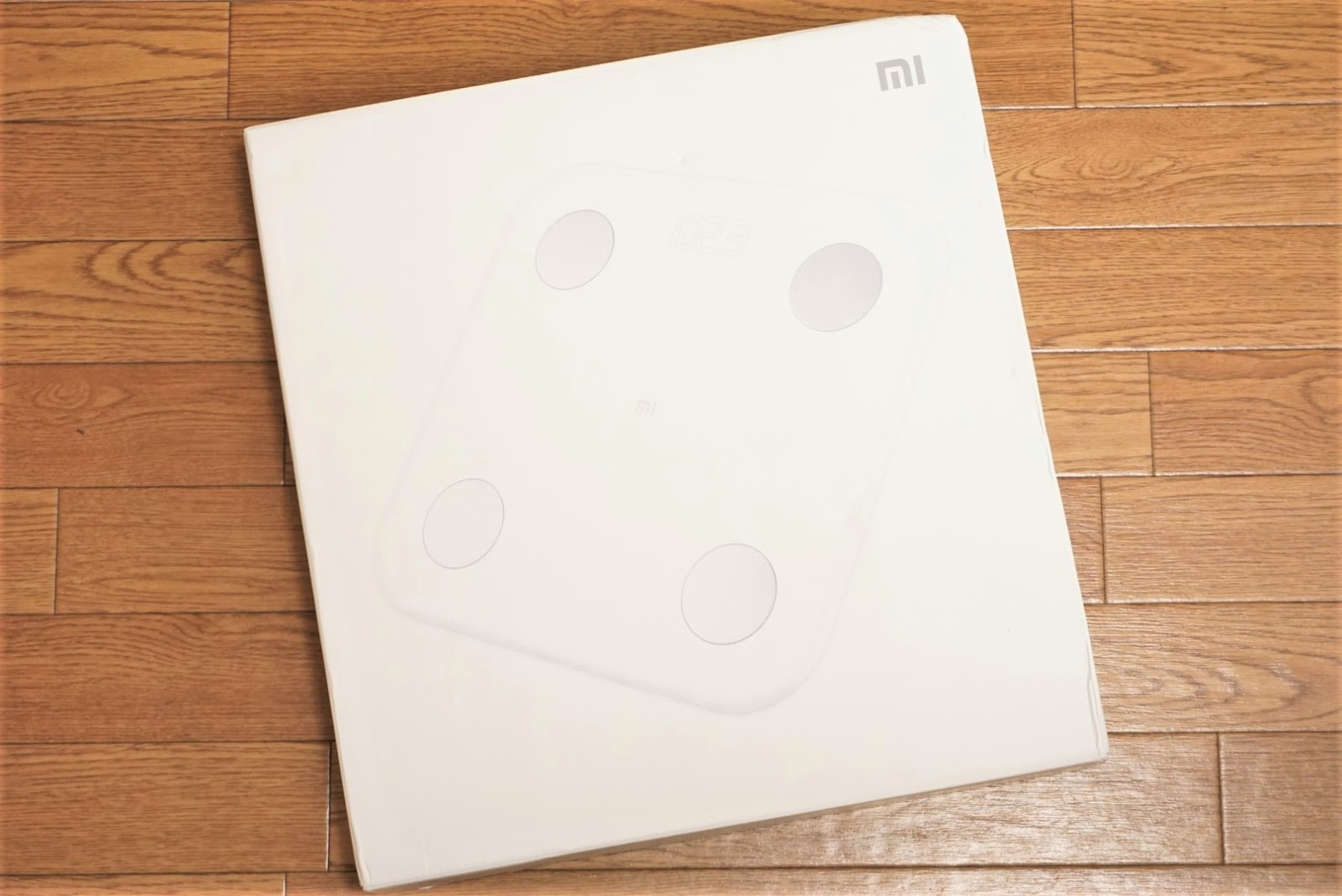 Xiaomi 体 組成 計