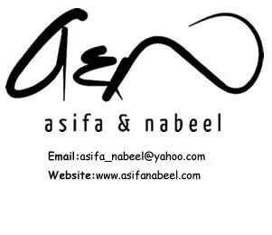Pakistani Dress Designer; Asifa and Nabeel