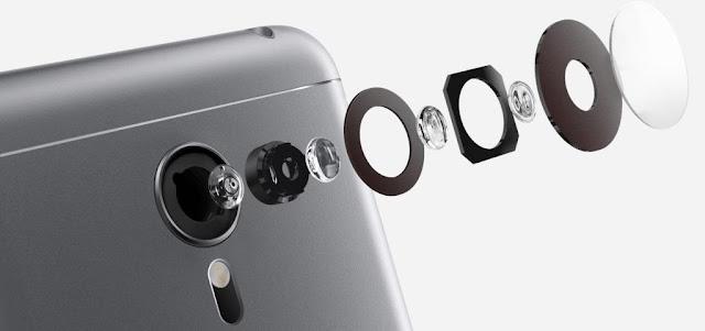 Fotocamera principale | Caratteristiche tecniche sensore e lenti