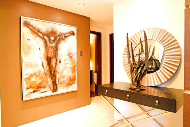 MUST SEE: Dingdong Dantes's  MODERN ASIAN Penthouse