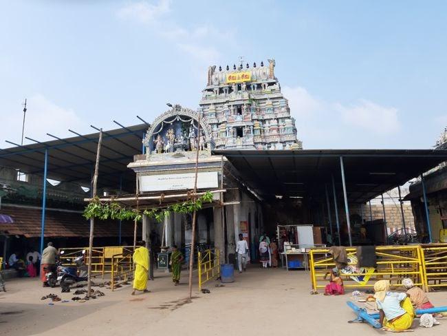 Brahmapureeswarar Temple RajaGopuram