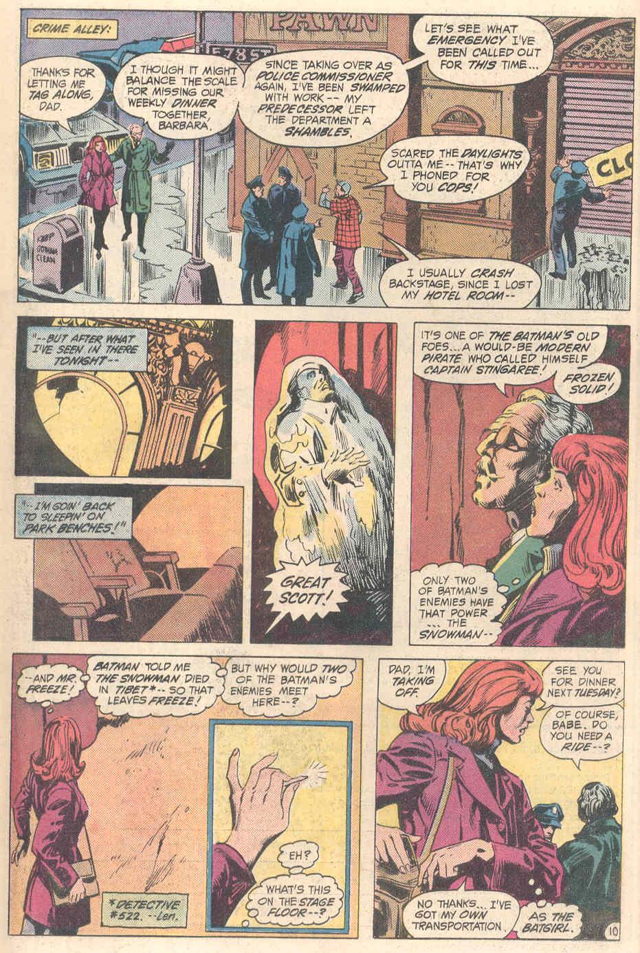 Detective Comics (1937) 526 Page 10