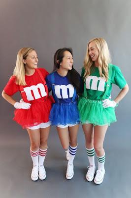 Disfraz Halloween mym  amigas