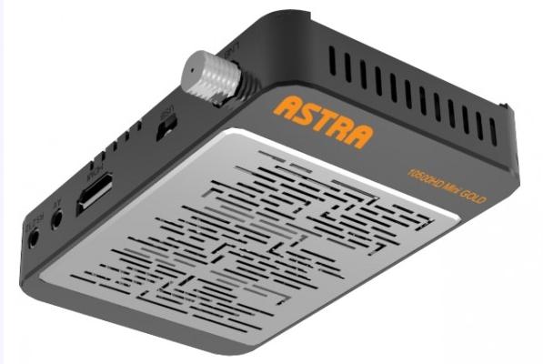 احدث سوفت وير لجهاز Astra 10500HD Mini Gold