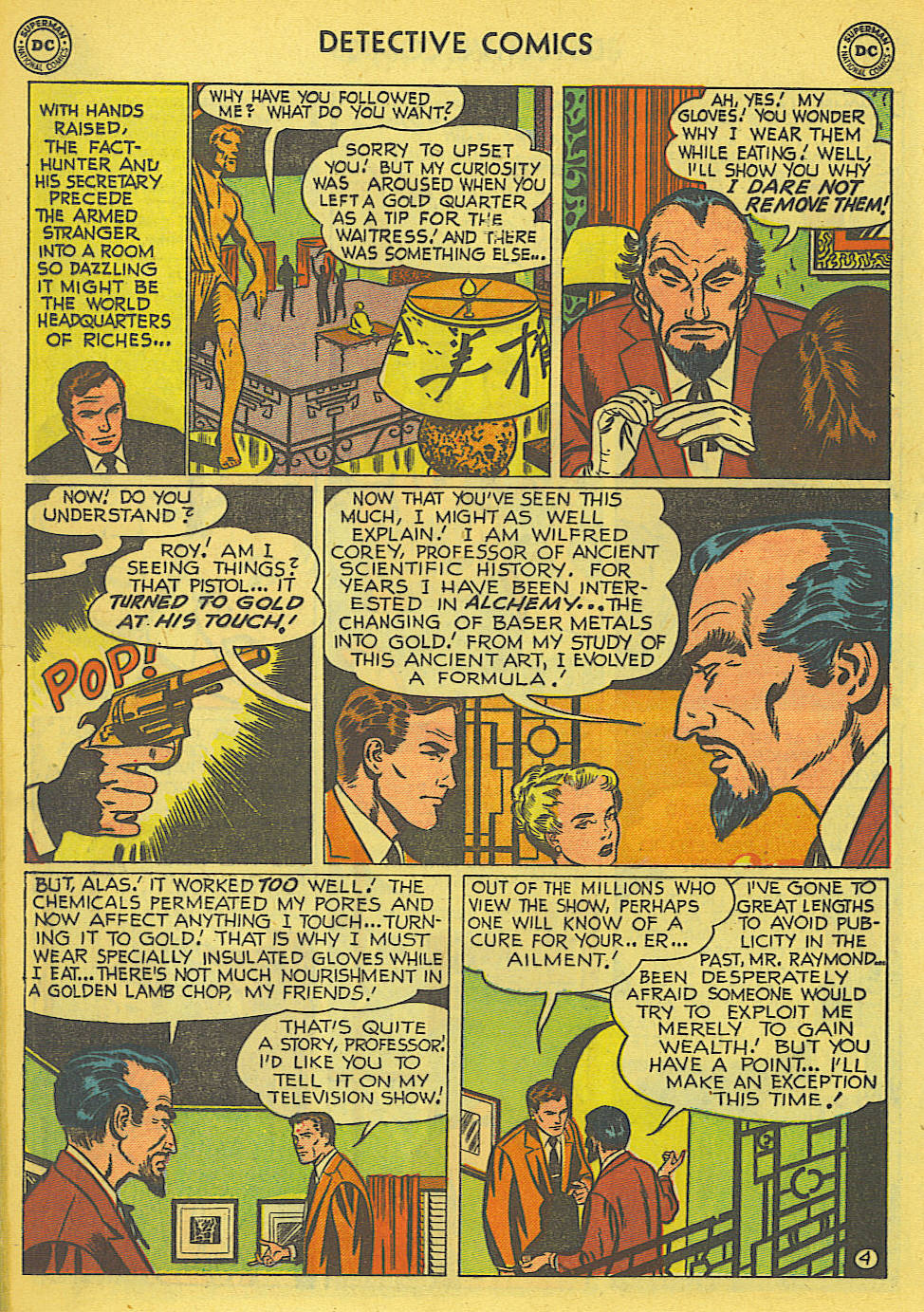 Read online Detective Comics (1937) comic -  Issue #173 - 29