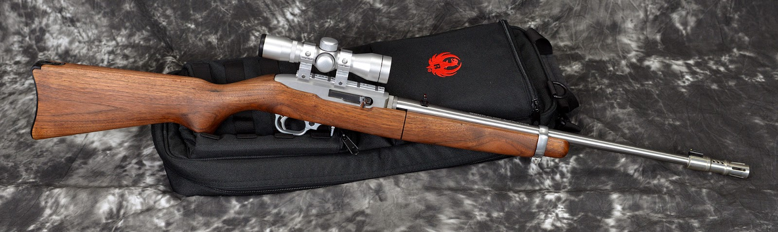 Ruger 10/22 Takedown Wood Stocks: Ruger® 10/22 Takedown Solid Walnut Stock Conversion