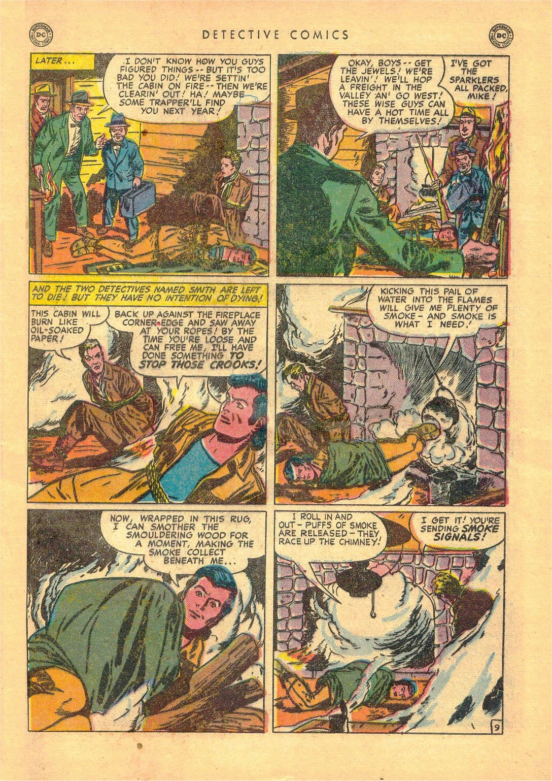Read online Detective Comics (1937) comic -  Issue #161 - 47