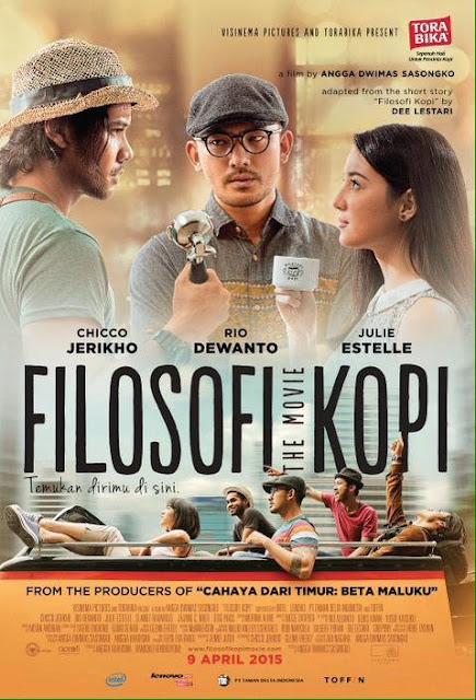 Sinopsis Filosofi Kopi (2015) - Film Indonesia