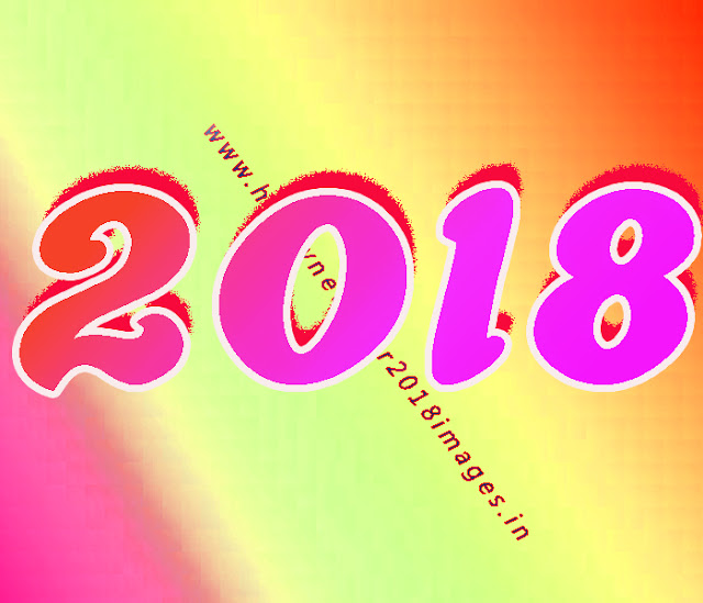 New Year 2018 HD Images for facebook