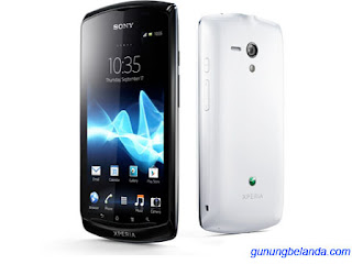 Cara Flash Sony Xperia NEO L MT25i